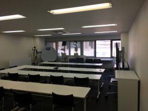 会議室の状況